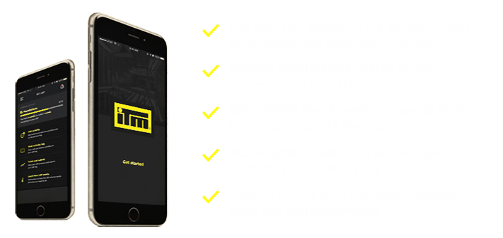 ITM App - find out more